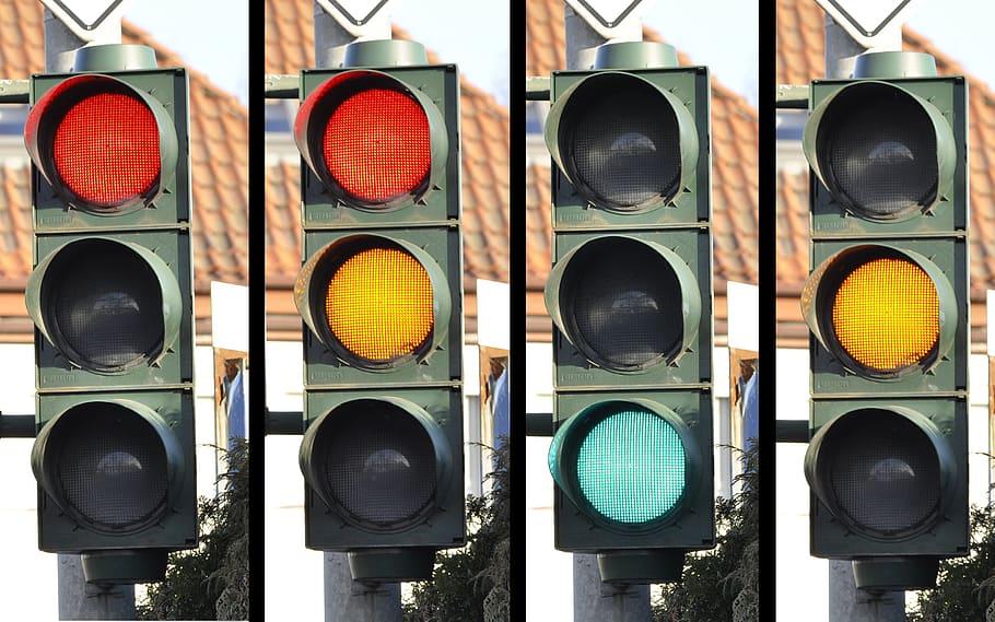 Cómo (no) saltarse semáforos en otros idiomas