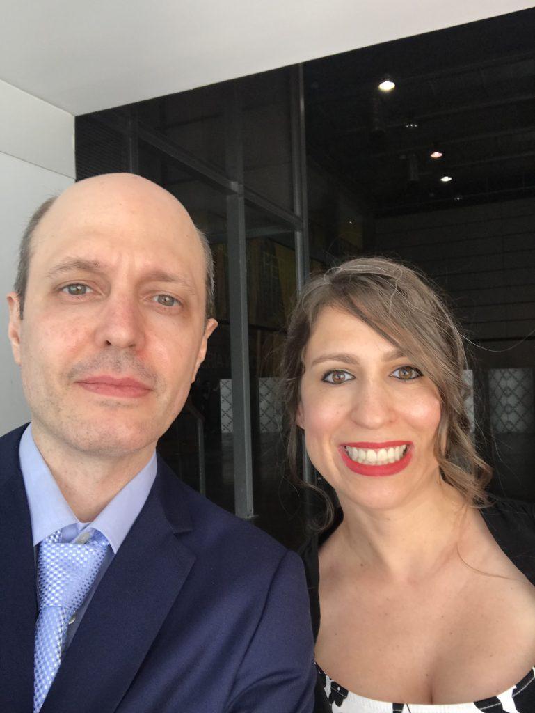 Jesús García & Laetitia Gañán